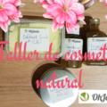 Taller de cosmética natural