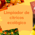 Limpiador de cítricos ecológico