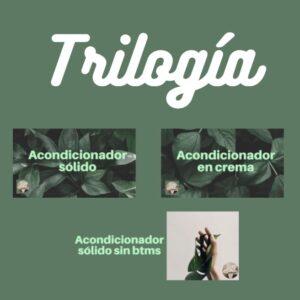 Trilogía acondicionador